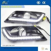 12V  hot sale LED car light led Crider  drl   for  Honda (2013-2015)