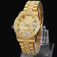 2015 New women luxury watch Casual lady bangle Bracelet wristwatch steel quartz watches clock female brand watch Free shipping