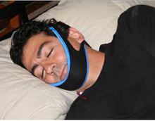 Anti Snore Chin Strap Stop Snoring Belt Anti Snoring Chin Jaw Supporter Anti Snore Apnea Belt For Men Women Care Sleep Products