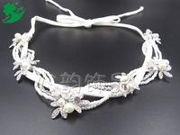 Factory wholesale jewelry handmade jewelry bride bride headdress headdress headband cheongsam mixed batch