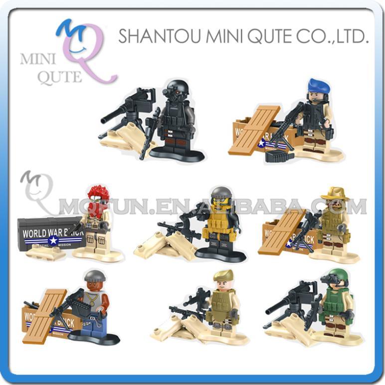 Mini Qute LELE 480pc/set CS SWAT Police station plastic boys kids models building blocks action figures educational toy NO.78064(China (Mainland))