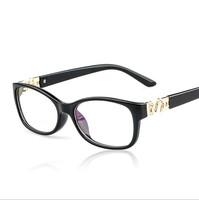2015 New Eyeglasses Glasses Frame Spectacles Women/Men Retro  Optical Myopia Frame Glasses Eyewear Oculos De Sol Gafas