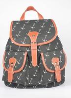 Bloomingstar  2015 New Women Printing Backpack Women School Bags Travel bags Students Backpack women Shoulder Bags SG011