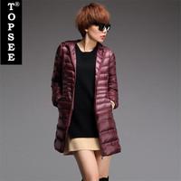 2015 New Fashion Style Warm Elegant Women Down & Parkas Korean Style Slim Style Thin Women Coat  Free Shipping T3002