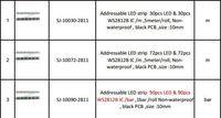 Rose's LED PI for Client On 26th. Jan.2014
