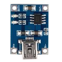 1Pcs Mini USB 1A 1000mA Lithium Battery Charger Module 5V Charging Board High Quality
