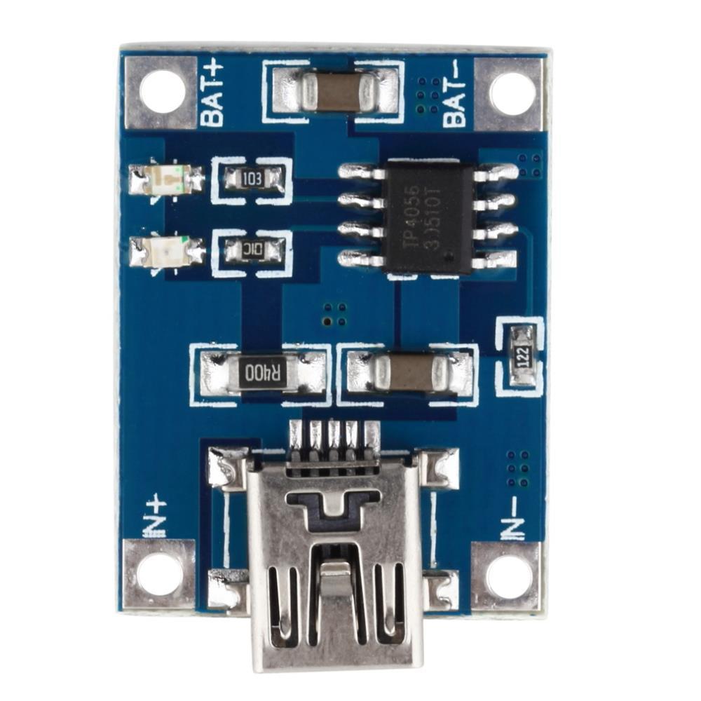 1Pcs Mini USB 1A 1000mA Lithium Battery Charger Module 5V Charging Board High Quality(China (Mainland))