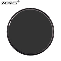 F11731 Zomei Ultra Slim C-PL CPL 77mm Circular Polarizing Lens Gradient Grey for SLR DSLR 24-70 24-105 + FreePost