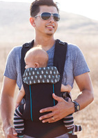 2015 New Brand Beco baby carrier 100% cotton 2 colors baby sling bebe conforto mochila for 0-36months Max20KG baby Free shipping