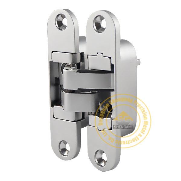 3 way adjustable concealed hinges zamak hinge(China (Mainland))