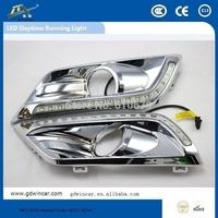 12V  white color cover auto light led Crider  LED light  for  Honda (2013-2015)
