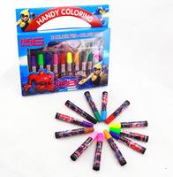 New Free Shipping 1pcs /PEPPA PIG/paintbrush big hero 6,drawing pen,best party gift