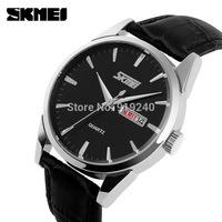 Free shipping 2015 fashion casual Men Personality watch Waterproof Quartz Business Wristwatches 4 colors