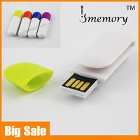 USB Stick 2gb 4gb 8gb 16gb 32gb 64gb USB Flash Dirve 2.0 Pendrive Pen Drive Flash Memory Card Mini Plastic Round Clip