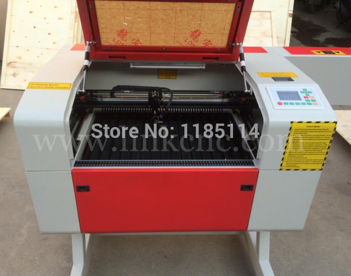 High speed co2 laser engraving cutting machine engraver 40w(China (Mainland))