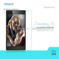 Free shipping 5pcs NILLKIN Amazing H Nanometer Anti-Explosion Glass Screen Protectors for  Lenovo P70