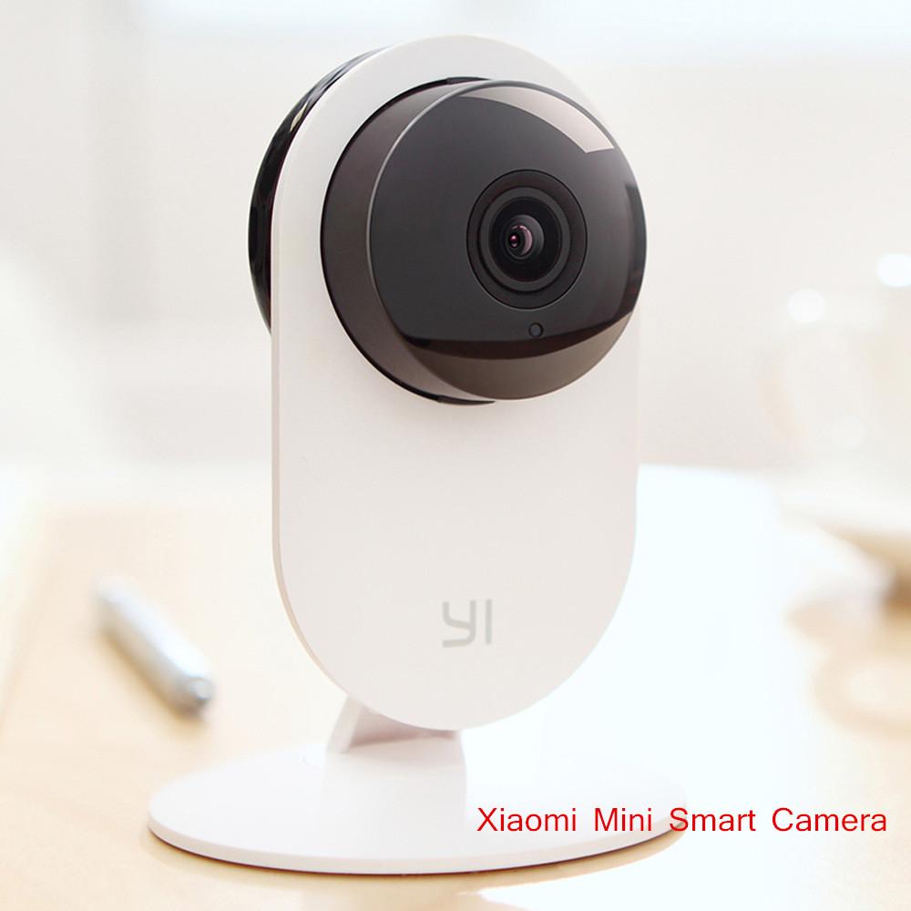 Original Xiaomi Smart CCTV Camera Wireless Control Monitoring Webcam Smart Home Life for iPhone Samsung Smartphone Tablet PC(China (Mainland))