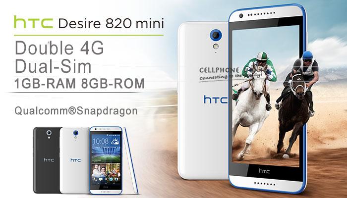 Htc one mini 2 vs htc desire 820