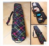 Snowboard Bag Veneer Bag Double Plate Thickening  Equipment  Package Waterproof  165cm 155cm 150 Skiing Bag Free Shipping