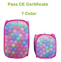 Toy ball pits multicolour ball plastic ball ocean ball play tent ball free shipping