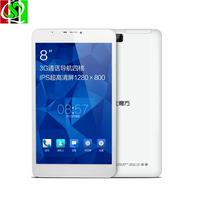 New Original Cube Talk 8h Talk8 U27gt 3G Tablet PC 8 inch IPS MTK8382 Quad Core Android 4.4 WCDMA 3G Phone Call GPS Bluetooth