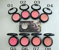 8 pcs/lot Free Shipping New Makeup Powder Blush 9g