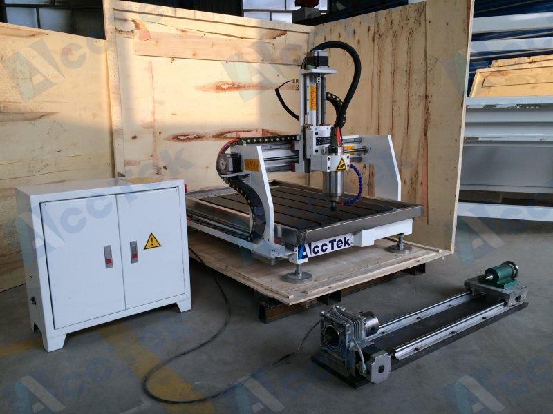 3d cnc machine/4 axis milling machine cnc(China (Mainland))