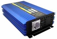 1500W SOLAR SYSTEM INVERTER DC12V 24V 48V TO AC 220V 110V PURE SINE WAVE Wind/Car/Power Converter 20A SOLAR CHARGE CONTROLLER