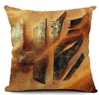transformer cushion cover almofadas decorativas pillow cover 45cm