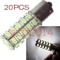Details about 20PCS 1156 BA15S 68 3528-SMD LED Tail Turn Corner Bulb Light Pure White 12V DC
