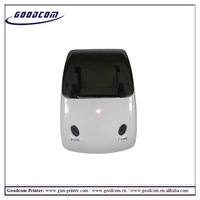 Small Wireless Mobile Message Printer Website Order Printer with Auto Print Function