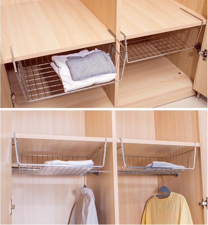 Thuis opslag opknoping accessoires mok/kleding/handdoek kast plank ...