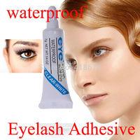 Wholesale 10Pcs High Quality New Professional Beauty Waterproof Eyelashes Makeup Adhesive Eye Lash Glue White Color