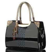 2015 new handbag Korea fashion handbags one shoulder women's bag Handbags PU leather