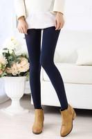 80 d classic fashion super soft silk velvet trample feet pants
