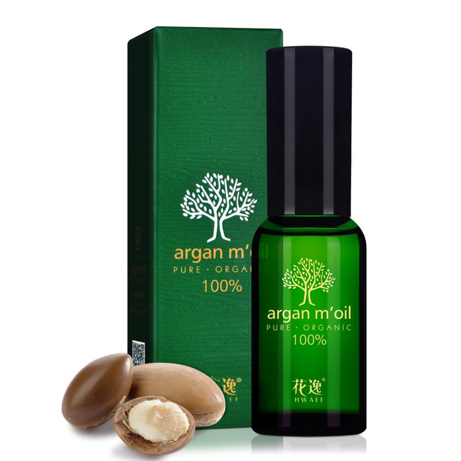 Le mélange des huiles volatiles pour les cheveux