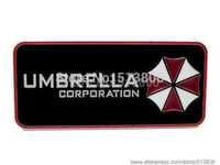 Umbrella Corporation Resident Evil Metal Belt Buckle