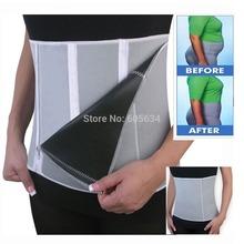 New Adjustable Sauna Belt Slimming Belt Fat Burner Belly Fitness Body Wrap Cellulite Shaper For Men Women With 5 Zippers Wrap