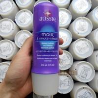 2015 Brand New Aussie Hair Conditioner Hair Care Hair Mask Aussie Moist in 3 Minutes Hydratation Deep Moisturizing Repair 236ml