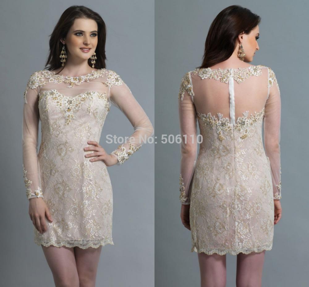 цена Коктейльное платье 2015 Vestido Coctel F-156 онлайн в 2017 году