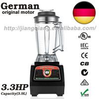 G7400 German motor technology 2800W high power commercial ice blender machine 3.9L