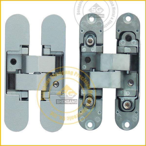 adjustable door hinge concealed hinges(China (Mainland))