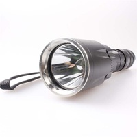 Waterproof   CREE XM-L T6 1600LM LED Flashlight  ,free shipping