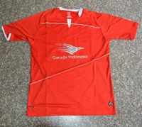 Liverp  14/15 red black  training jersey  COUTINHO BALOTELLI GERRARD HENDERSON   training sleeve