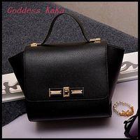 New 2015 fashion women genuine leather handbags famous brand cowhide handbag one shoulder bag messenger bag tote lady purseHD021