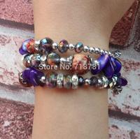 halloween bracelet mixed color beads bracelet can adjust tibet style lady/women party wedding chunky bracelet jewelry charming !