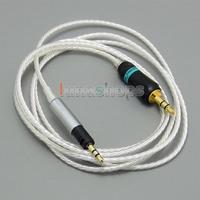 3.5mm 5N OCC + Silver Plated Copper Cable For Sennheiser Momentum Over On Ear Headset Earphone