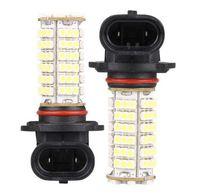 Pack of 2 Led Fog Lights 9006 102 SMD 3528 DC 12V Fog Led Light Bulbs