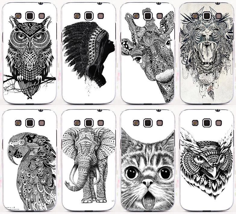 Чехол для для мобильных телефонов No Samsung i8552 chk_i8552