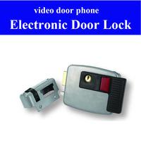 Electronic Lock for Video Door Phone, Security Door Lock for Video Intercom